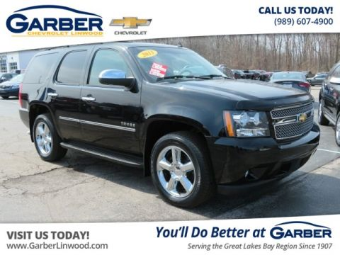 Pre-Owned 2013 Chevrolet Tahoe LTZ 4WD