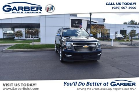 Pre-Owned 2017 Chevrolet Tahoe Premier With Navigation & 4WD