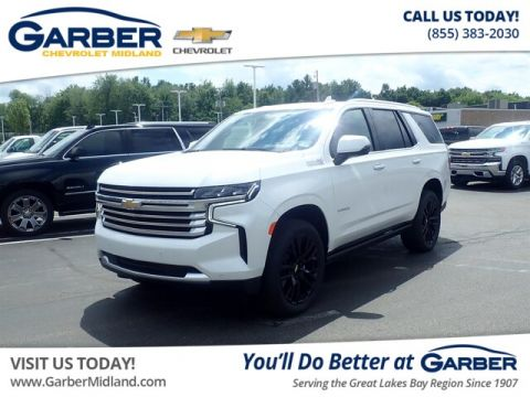 New 2021 Chevrolet Tahoe High Country 4WD