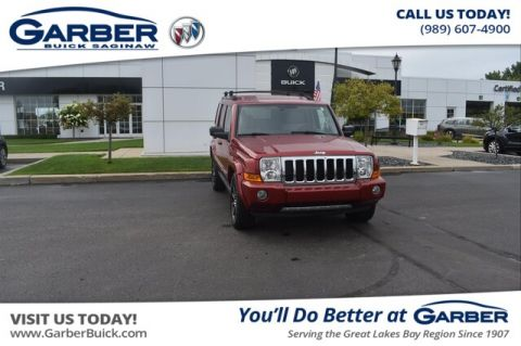 Pre-Owned 2006 Jeep Commander Limited 4WD