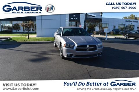 Pre-Owned 2014 Dodge Charger SXT RWD Sedan