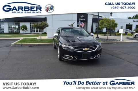 Pre-Owned 2019 Chevrolet Impala Premier w/2LZ With Navigation