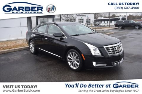 Pre-Owned 2014 Cadillac XTS Premium With Navigation & AWD