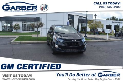 Certified Pre-Owned 2018 Chevrolet Equinox LT w/1LT