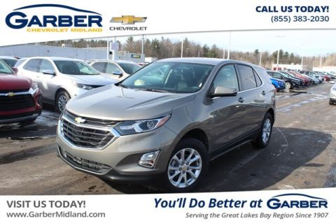 New 2019 Chevrolet Equinox LT w/1LT AWD