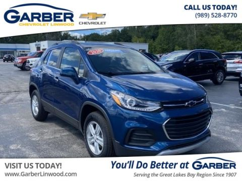 Pre-Owned 2020 Chevrolet Trax LT AWD