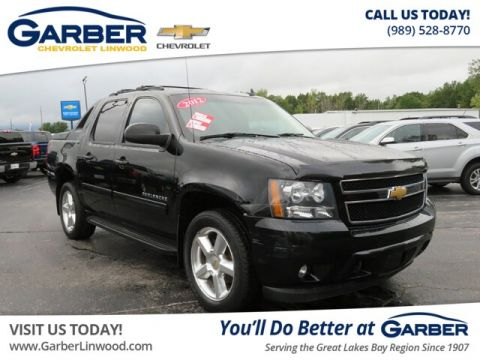 Pre-Owned 2012 Chevrolet Avalanche 1500 LT1 4WD