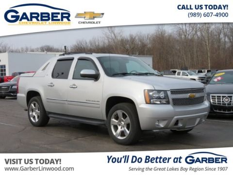 Pre-Owned 2012 Chevrolet Avalanche 1500 LTZ 4WD