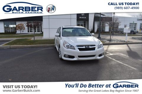 Pre-Owned 2013 Subaru Legacy 2.5i Limited With Navigation & AWD