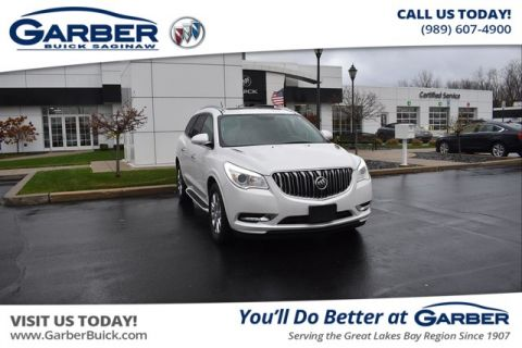 certified pre owned 2017 buick enclave convenience suv in linwood 10335656p garber chevrolet. Black Bedroom Furniture Sets. Home Design Ideas