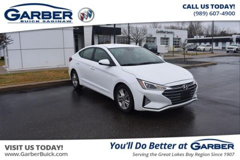 Pre-Owned 2019 Hyundai Elantra SEL FWD Sedan