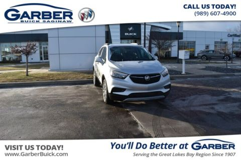 Pre-Owned 2017 Buick Encore Preferred AWD