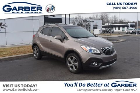 Pre-Owned 2014 Buick Encore Leather AWD