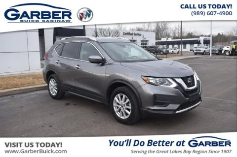 Pre-Owned 2019 Nissan Rogue SV AWD